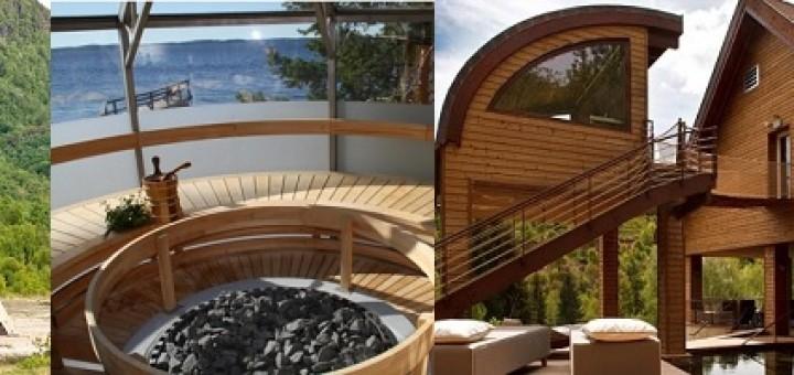 Alle beste sauna's in de wereld